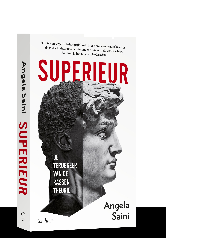 AFGELAST - Superieur; de terugkeer van de rassentheorie met Angela Saini
