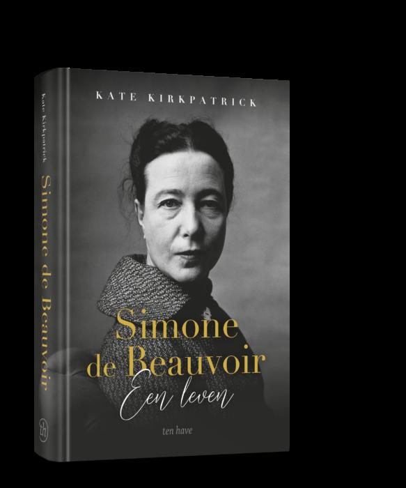 'Simone de Beauvoir', één van de drie boeken voor moederdag
