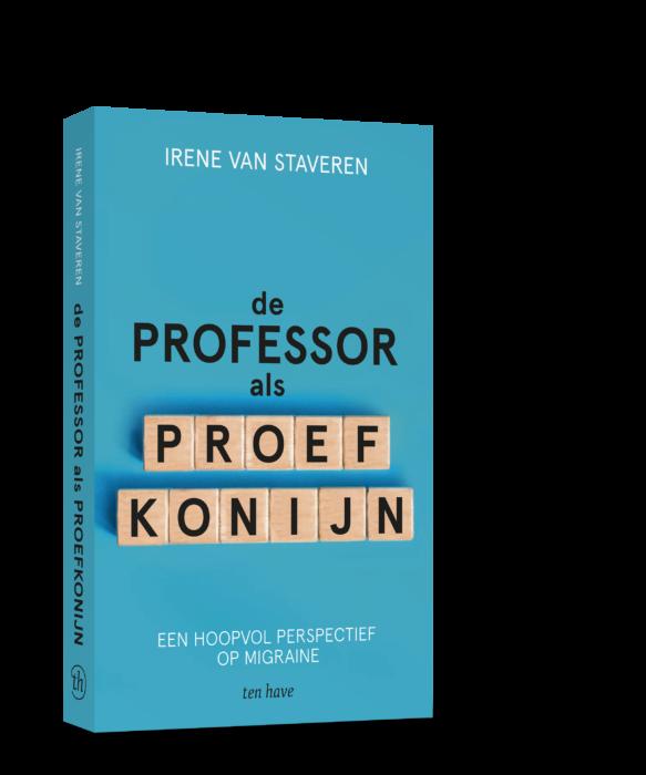 Boek - De professor als proefkonijn - Irene van Staveren